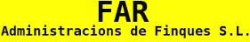 Far Administracions de Finques, S.L.